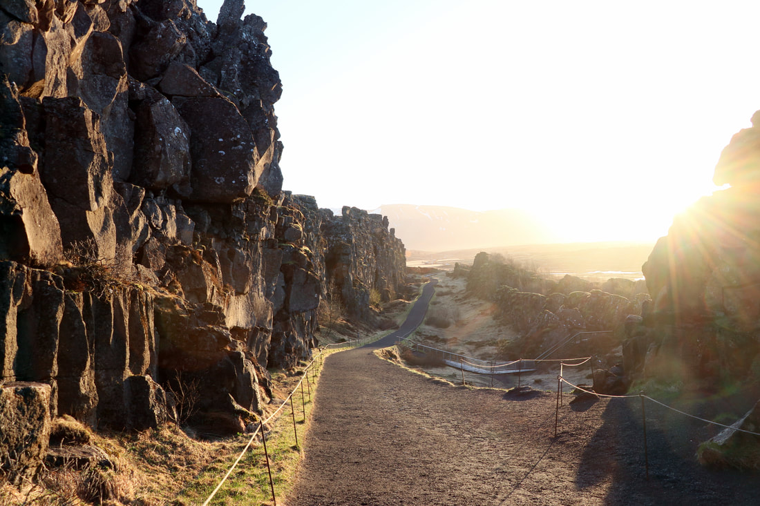 Thingvellir, national park